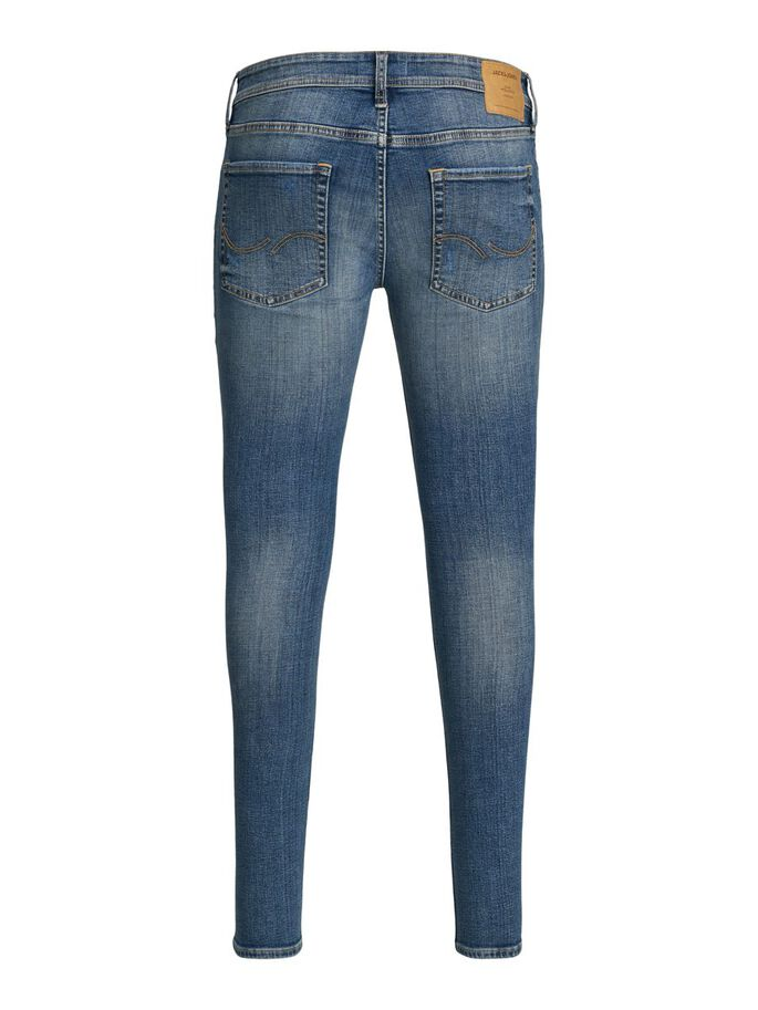TOM ORIGINAL NA 101 SKINNY FIT JEANS, Blue Denim, large