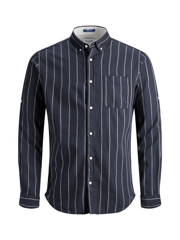 Jack & Jones -  Summer Linen Shirt - 1