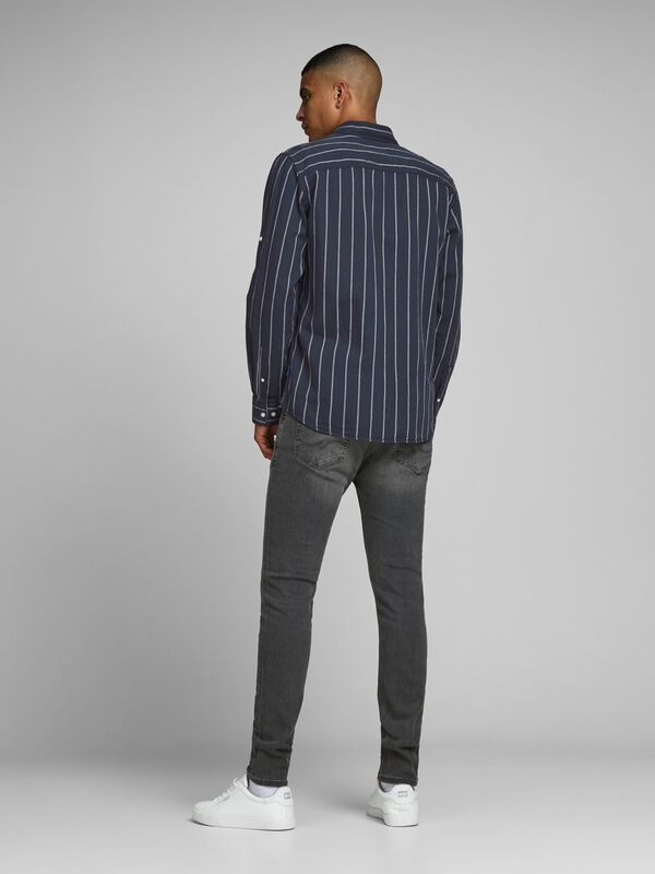 Jack & Jones -  Summer Linen Shirt - 4