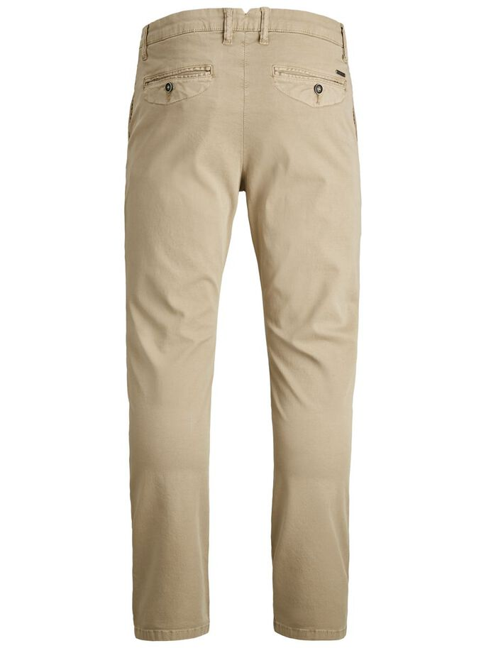 MARCO FRED AMA CHINO EN GRANDES TAILLES, White Pepper, large