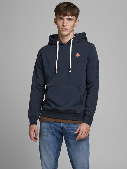 Jack /& Jones Jcomick Sweat Fleece Half Zip Homme