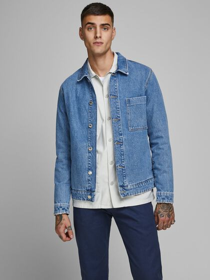 TOD CJ 215 DENIM JACKET