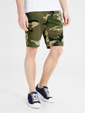 GRAHAM MID WW 236 CHINO SHORTS