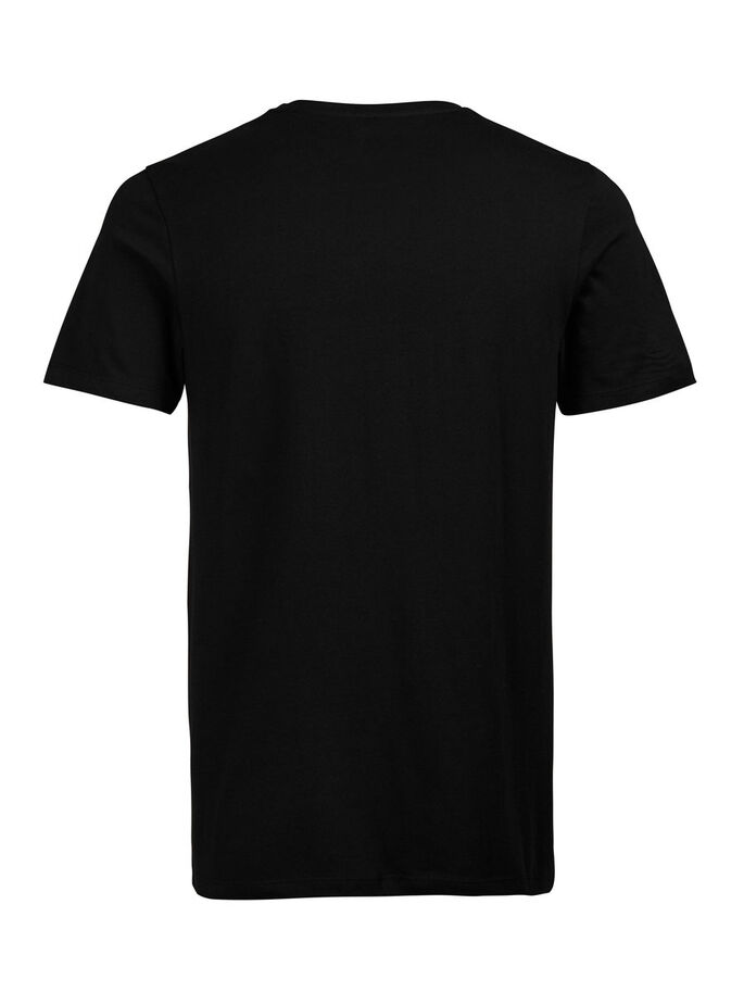 APECRIME T-SHIRT, Black, large