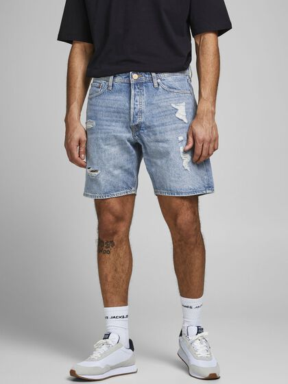 CHRIS ORIGINAL AM 764 DENIM SHORTS