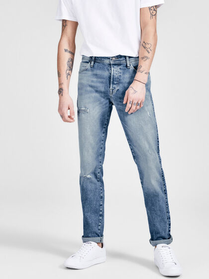 TIM ORIGINAL JOS JEANS À COUPE SLIM/STRAIGHT