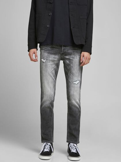 TIM ORIGINAL AM 214 JEANS À COUPE SLIM/STRAIGHT