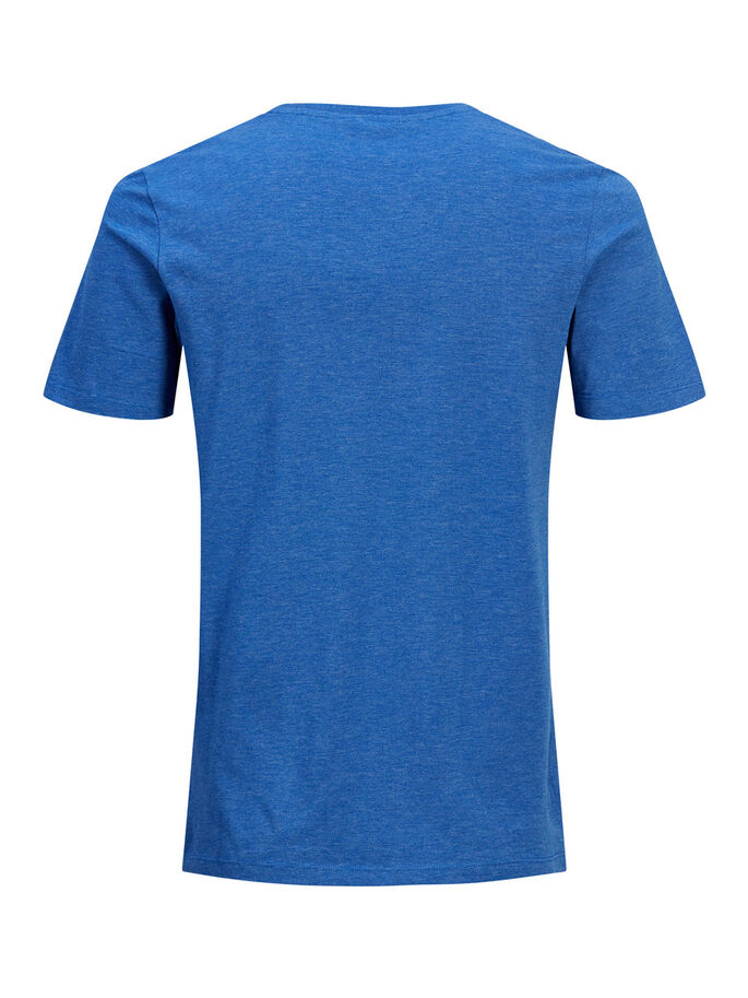 GRAPHIC T-SHIRT, Lapis Blue, large