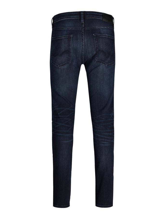 LIAM ORIGINAL CJ 414 50SPS SKINNY FIT JEANS, Blue Denim, large
