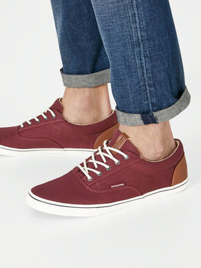 CANVAS SNEAKERS