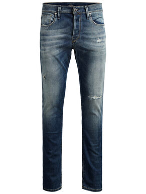 GLENN ICON BL 670 SLIM FIT-JEANS