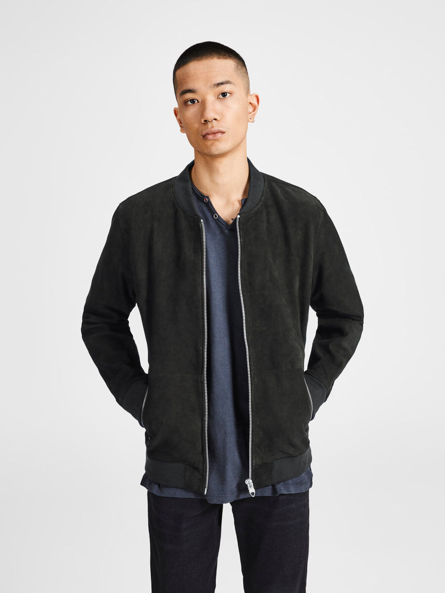 Jack and jones herren noon jacke black