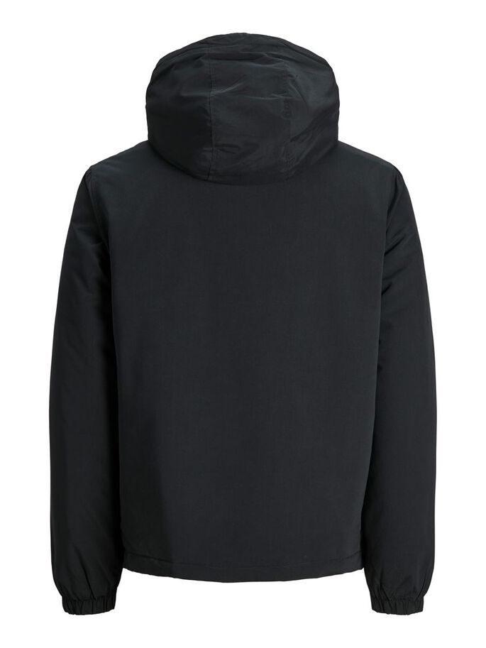 LIGHT ANORAK, Black, large