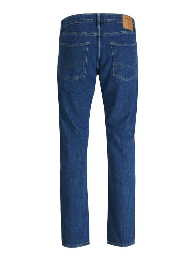 MIKE ORIGINAL AM 236 COMFORT FIT JEANS, Blue Denim, large