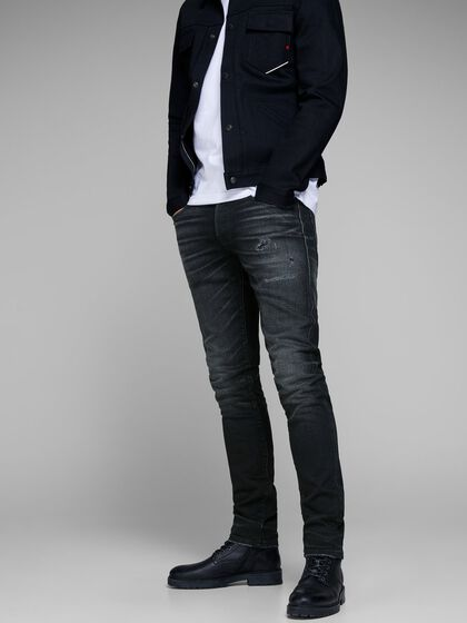 GLENN ROYAL R202 RDD SLIM FIT JEANS