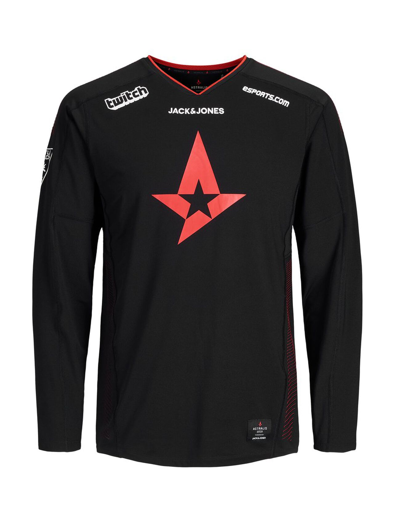 Astralis Official Esport Player Player Jersey