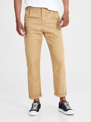 JEFF CROP TRENDY AKM KELP CHINOS