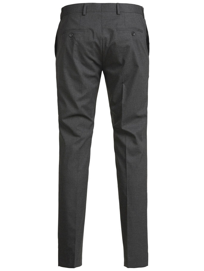 GRIJZE PANTALON, Dark Grey, large