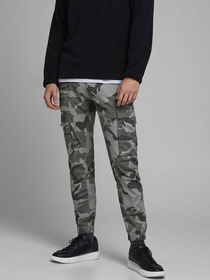 PAUL FLAKE CAMO CARGOHOSE