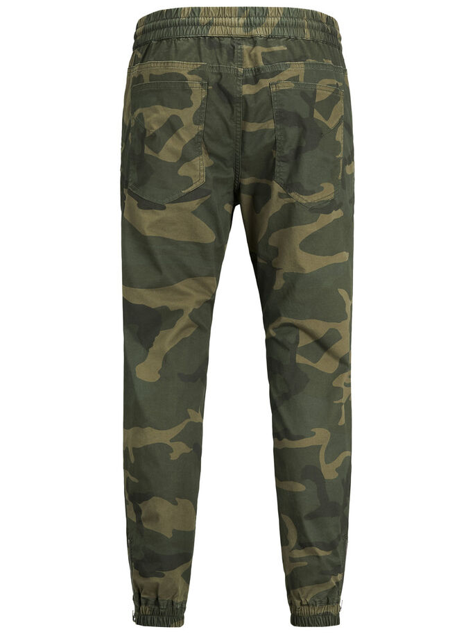 VEGA BOB WW TROUSERS, Forest Night, large
