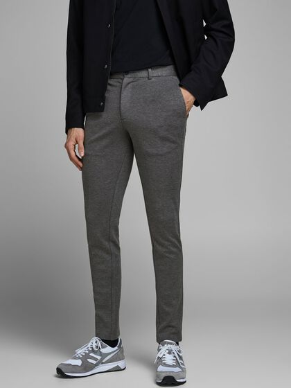 MARCO PHIL GREY CHINOS