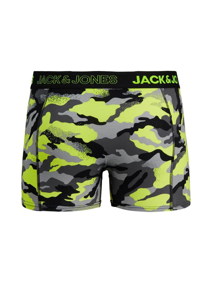 3-PACK CAMO PRINT TRUNKS, Andean Toucan, large