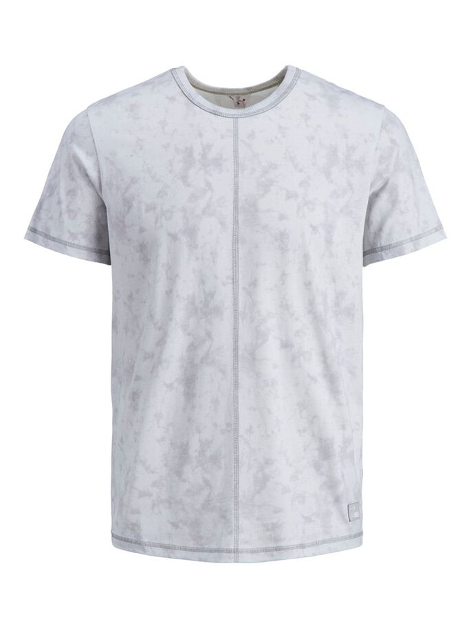 COUTURES PLATES VERTICALES T-SHIRT, Alloy, large