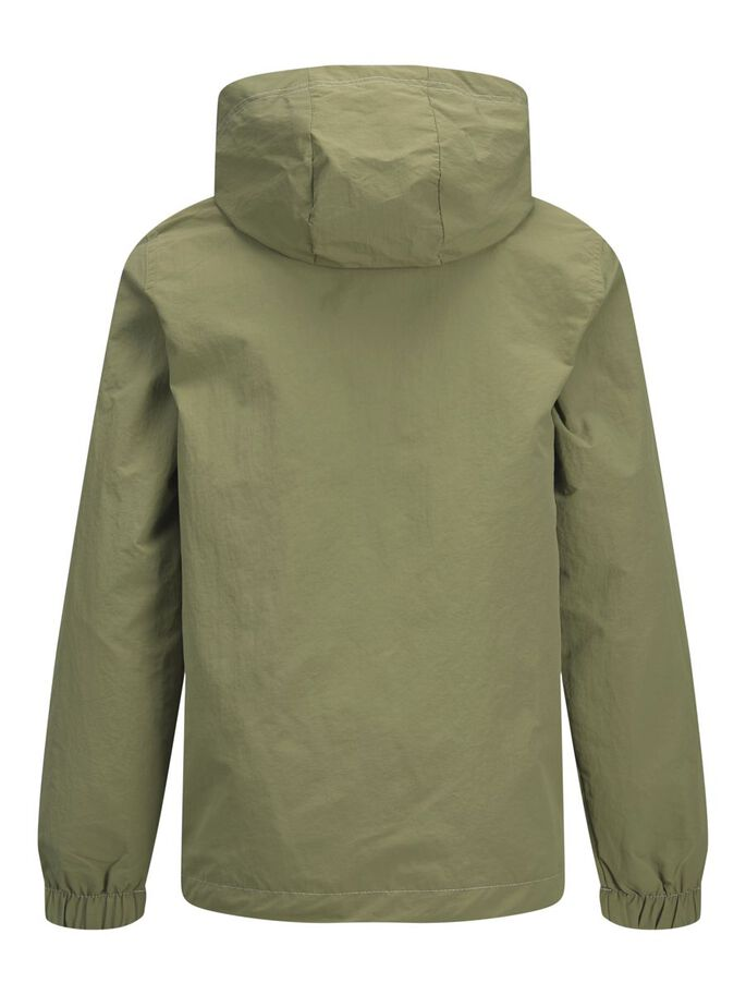 BOYS LIGHT JACKET, Oil Green, large