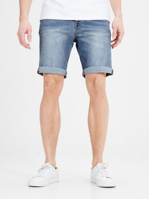 TIM FELIX AM 284 SHORTS IN DENIM