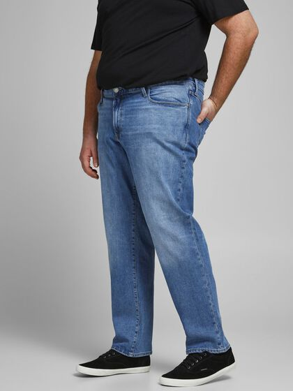 MIKE ICON AM 207 PLUS SIZE COMFORT FIT JEANS