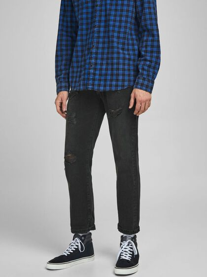 FRANK LEEN CJ 381 TAPERED JEANS