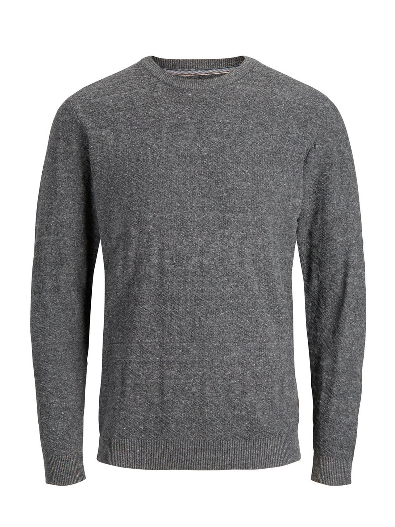 All-round Knitted Pullover