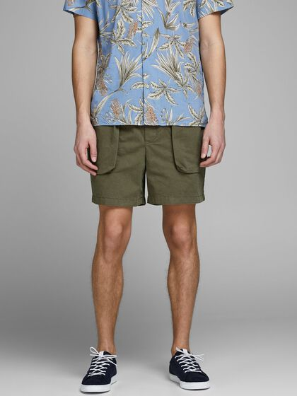 TAPERED FIT CHINO-SHORTSIT