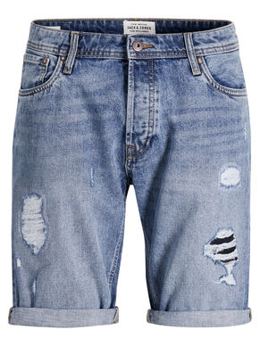 JJIRICK JJORIGINAL SHORTS AM 105 STS SHORTS IN DENIM