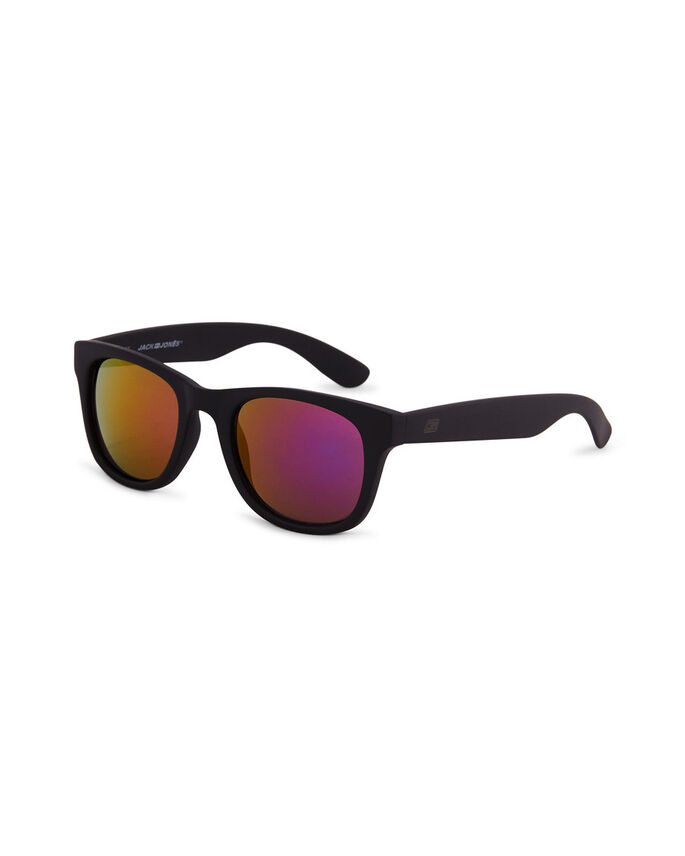 DE ESTILO ACTUAL GAFAS DE SOL, Black, large
