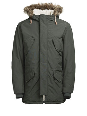 HEAVY-DUTY PARKA COAT