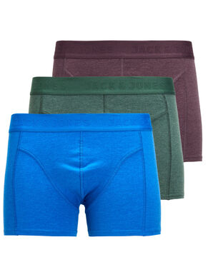 SOLID COLOUR BOXERSHORTS