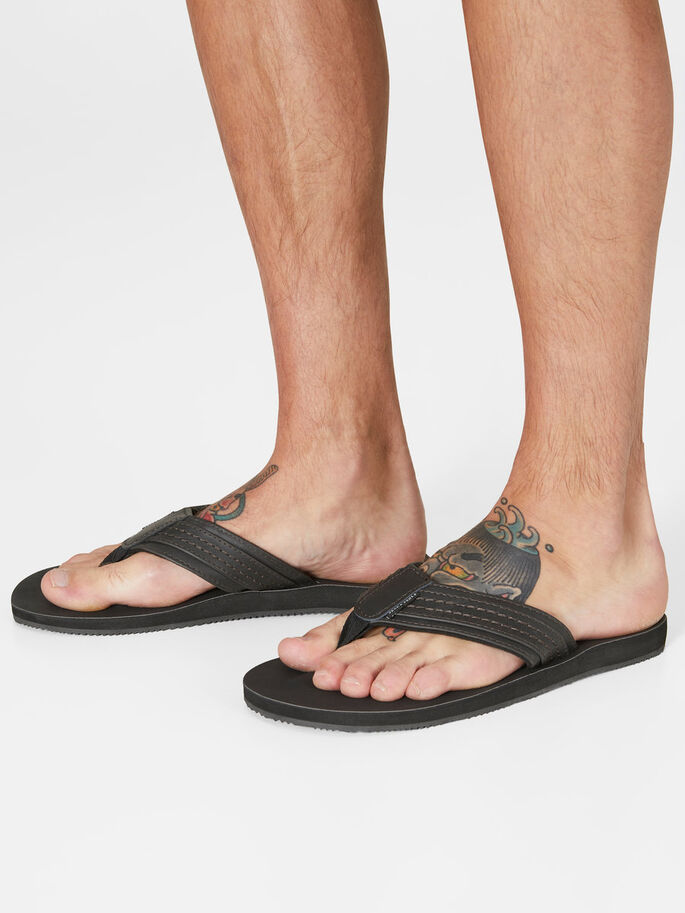 aaba0e60a39 Leather sandals