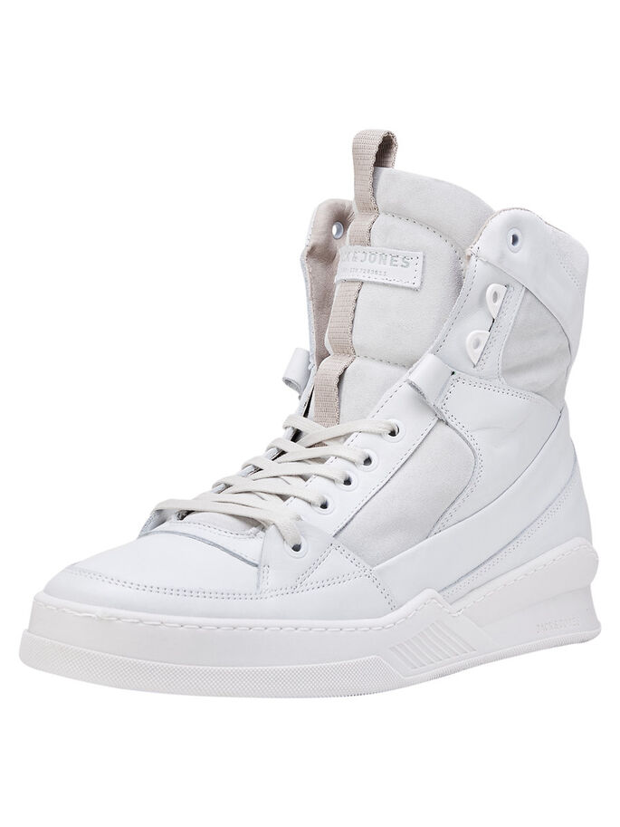 CASUAL SNEAKERS, Marshmallow, large