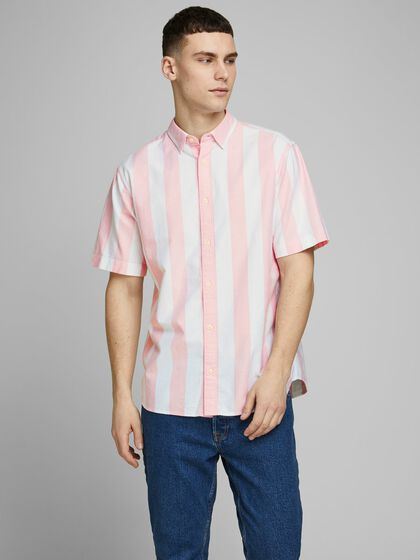 ORGANIC COTTON SHORT SLEEVED SHIRT
