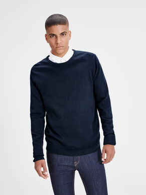 ESSENTIAL KNITTED PULLOVER