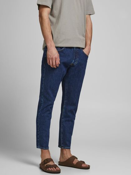 FRANK LEEN CJ 429 TAPERED FIT JEANS