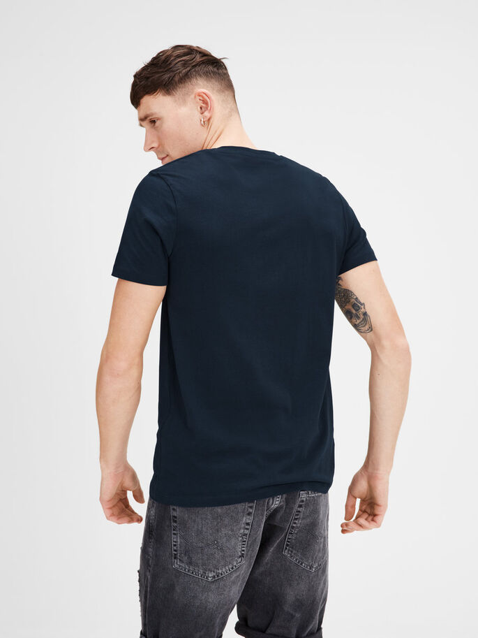 GRAPHIC T-SHIRT, Total Eclipse, large