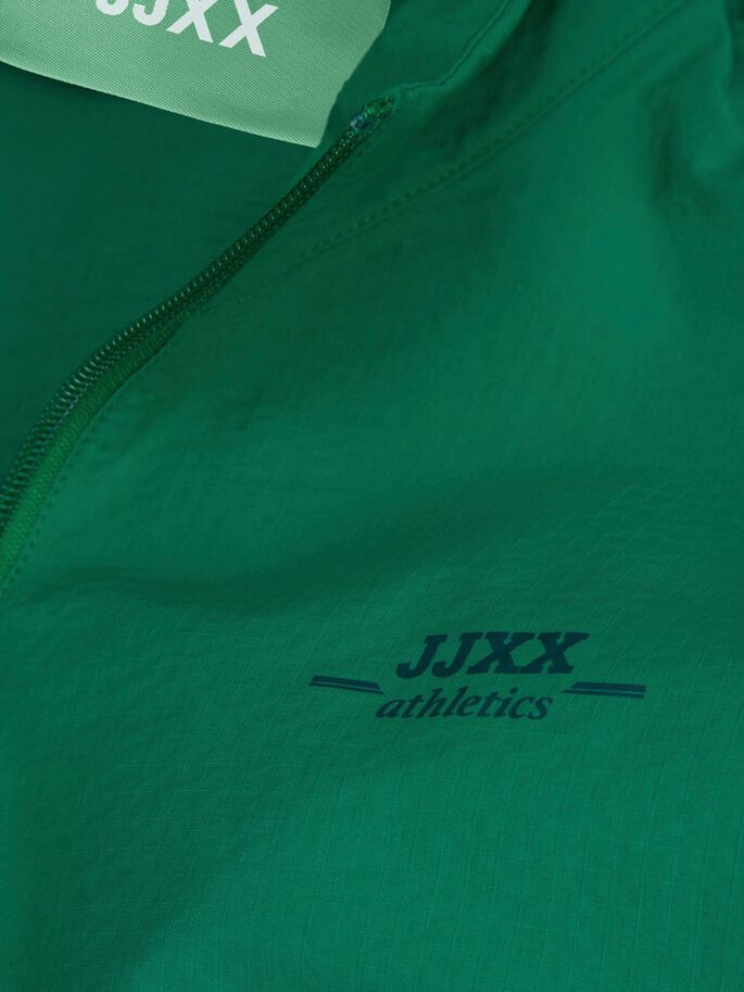 JXHAILEY ATHL JACKET, Jolly Green, large