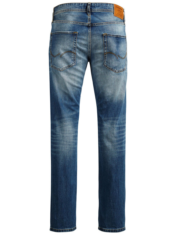 MIKE ORIGINAL GE 616 COMFORT FIT JEANS, Blue Denim, large