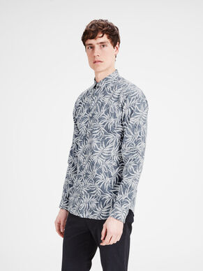 FLORAL LONG SLEEVED SHIRT