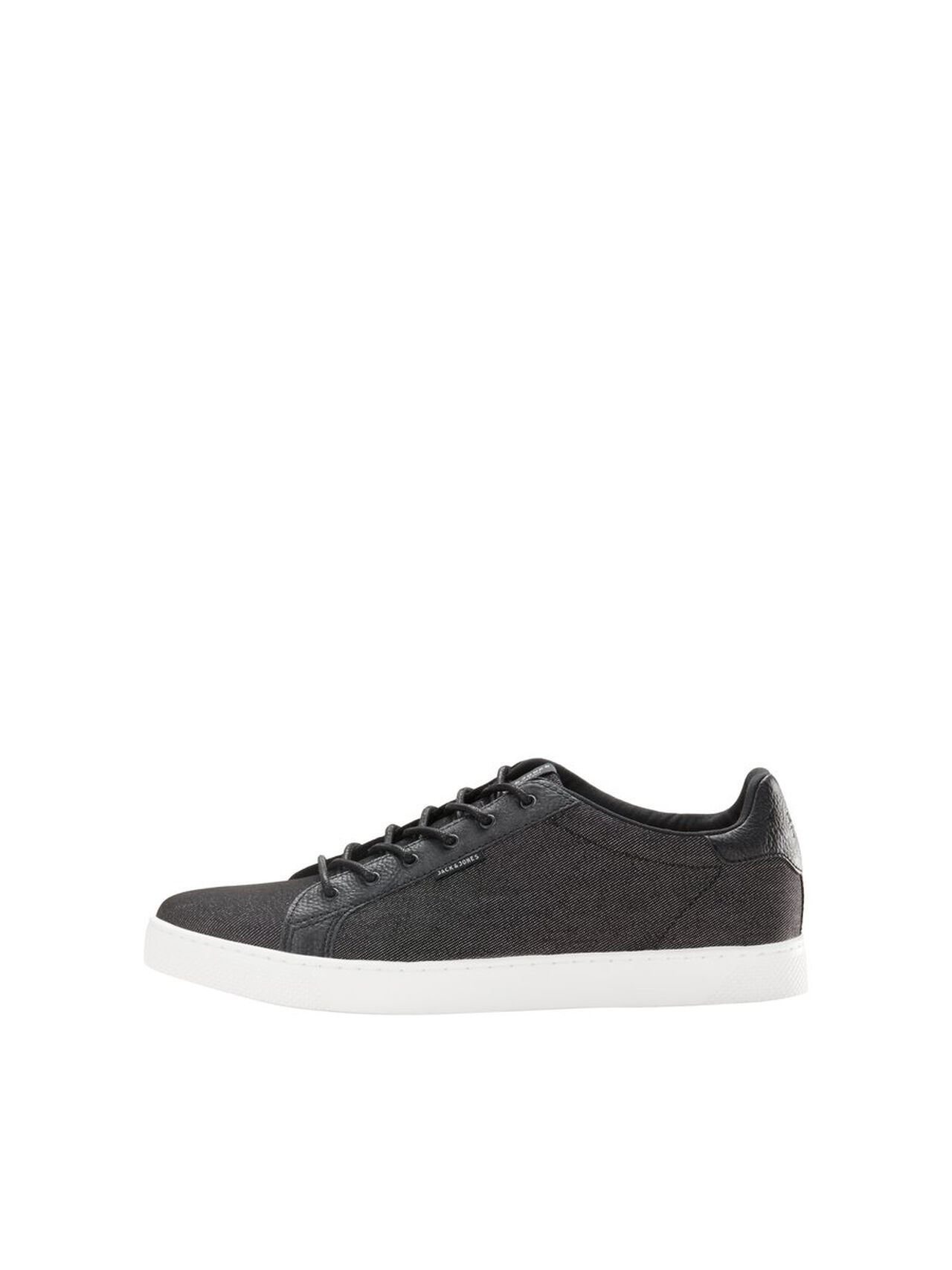 JACK & JONES Denim Combo Sneakers Men black