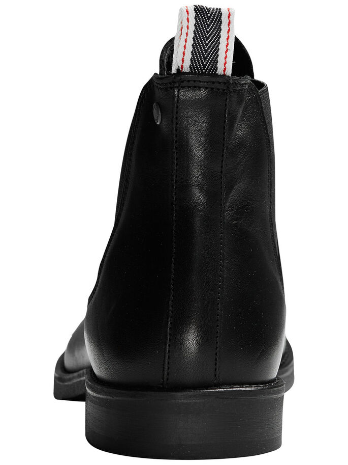 CHELSEA- STIEFEL, Black, large