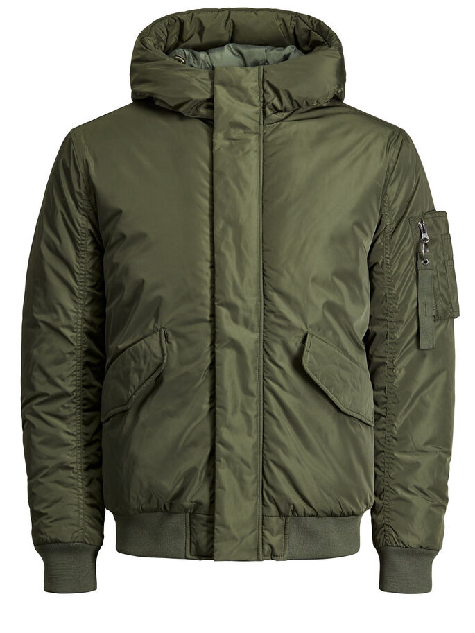 LÄSSIGE JACKE, Forest Night, large