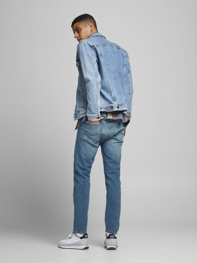 FRED ORIGINAL CJ 415 JEANS AJUSTADOS, Blue Denim, large